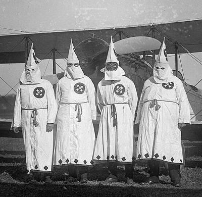 Local Ku Klux Klan Flourished in 1920s