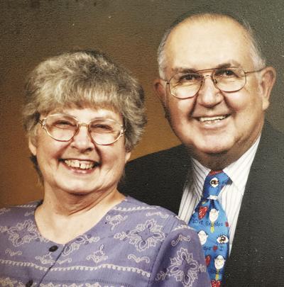 Marvin and Darlene Kerber
