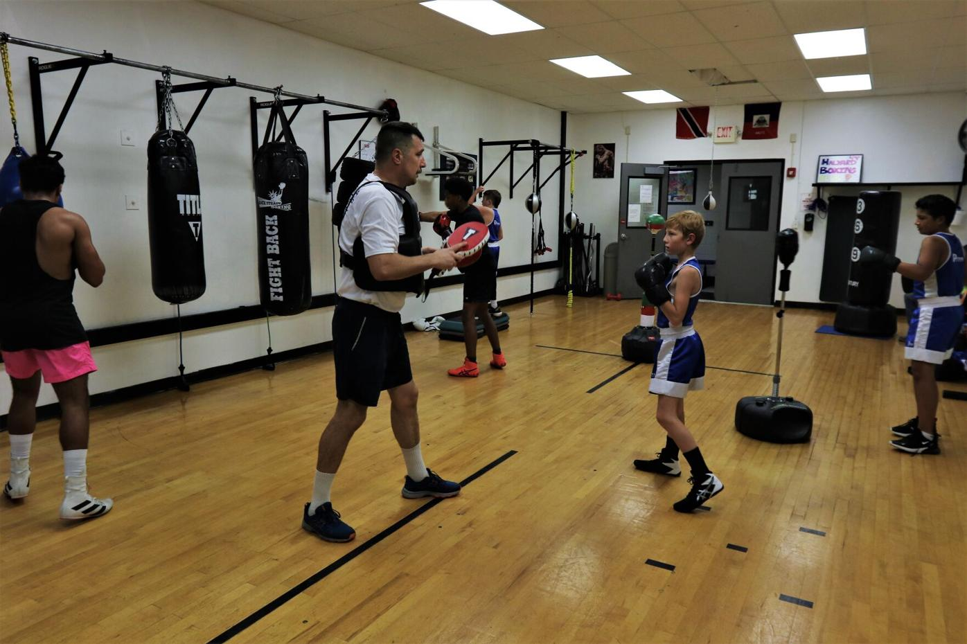 New boxing club in Quincy is ready to get in the ring
