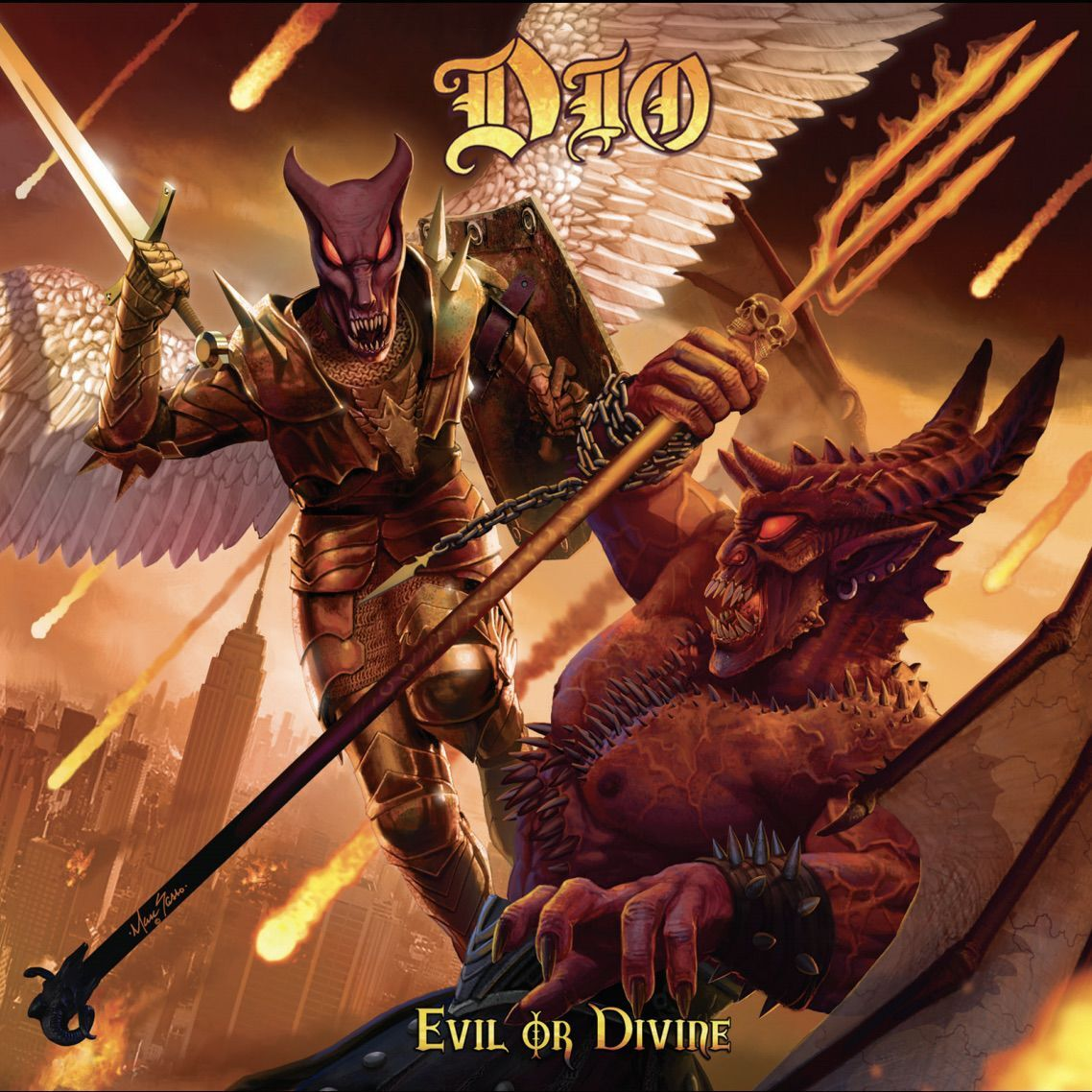 Evil or Divine cover