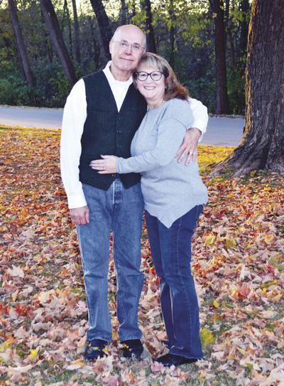 Jeffrey and Gina Wolf