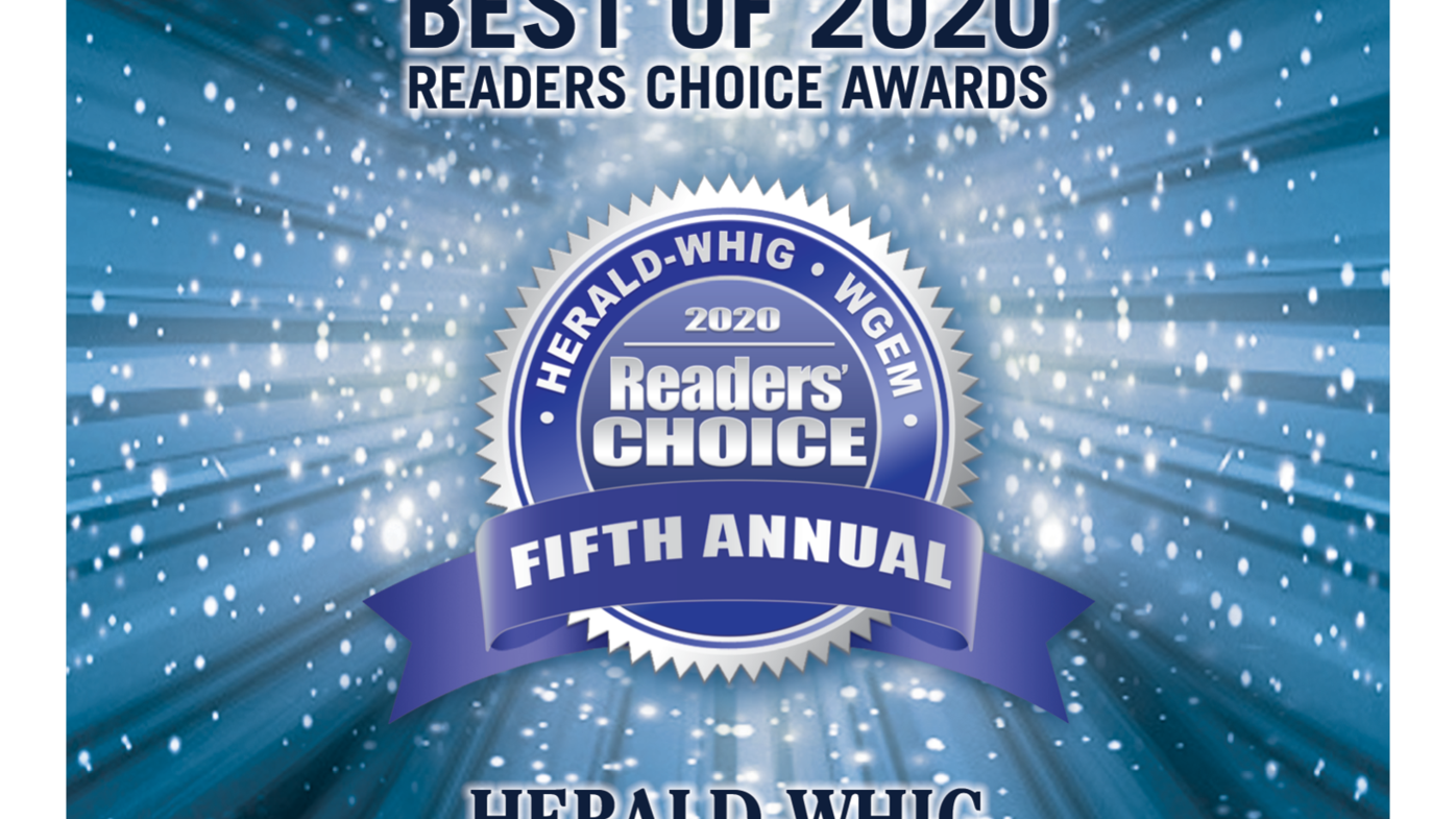 2020 Herald-Whig and WGEM Readers' Choice Awards