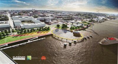 Riverfront proposal