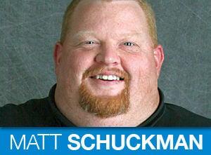 Matt Schuckman column sig