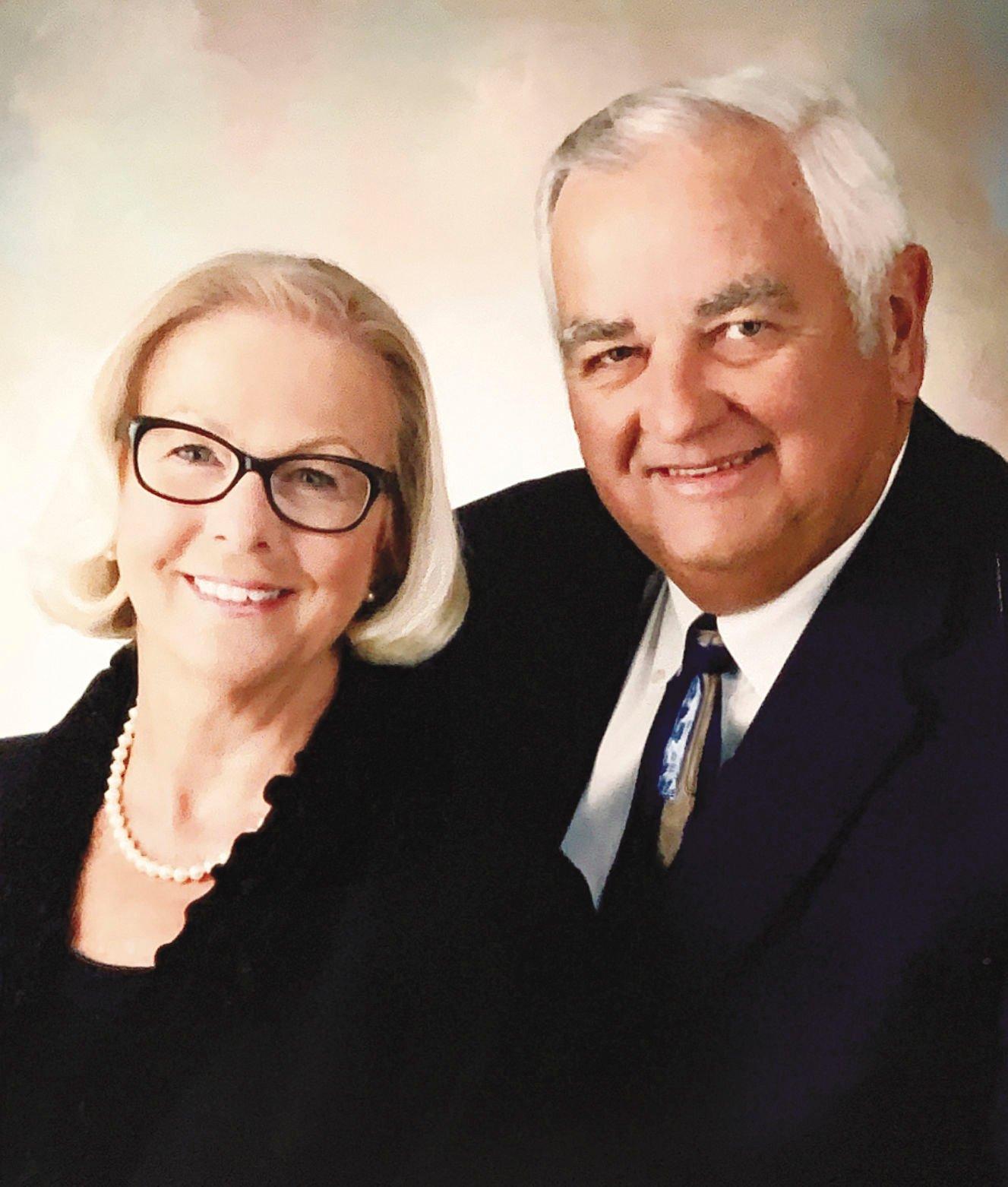 Married 55 years: Larry and Tamara Fischer OLDER