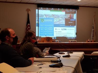 Riverfront steering committee reviews master plan