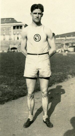 Three-time Olympic runner was Quincy teacher