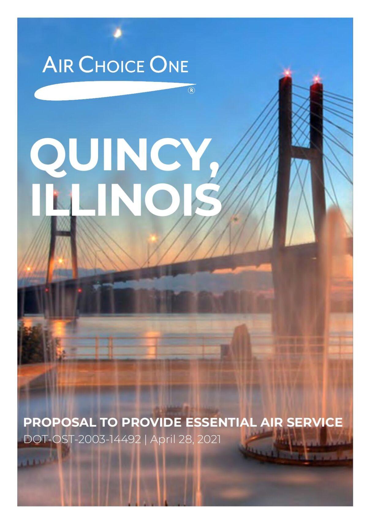 Air Choice One Proposal