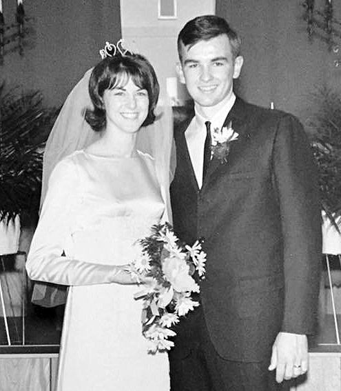 Married 55 years: Larry and Tamara Fischer YOUNGER