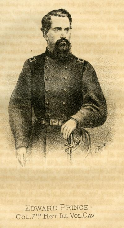 Col. Edward Prince and Grierson's Mississippi raid