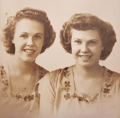 Bernice Clark - Beulah Luft 92nd Birthdays