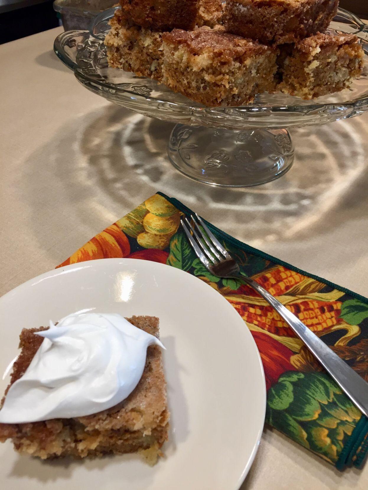 Mom's Apple Cake