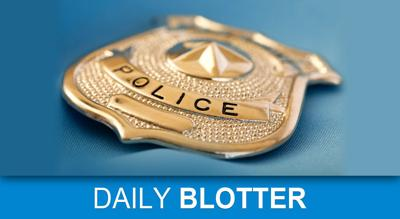 DAILY BLOTTER: March 8, 2021