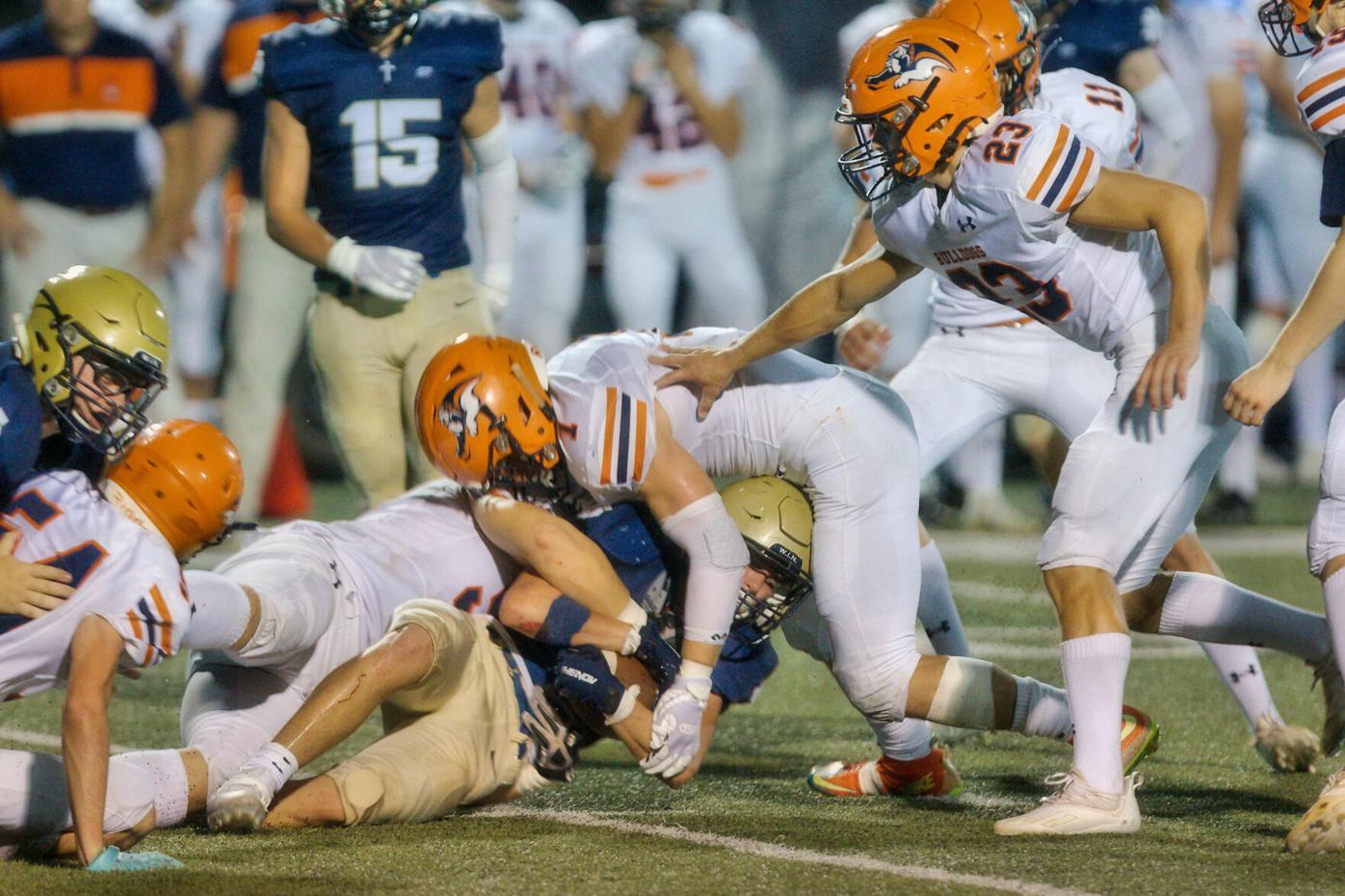 QND shut out at home