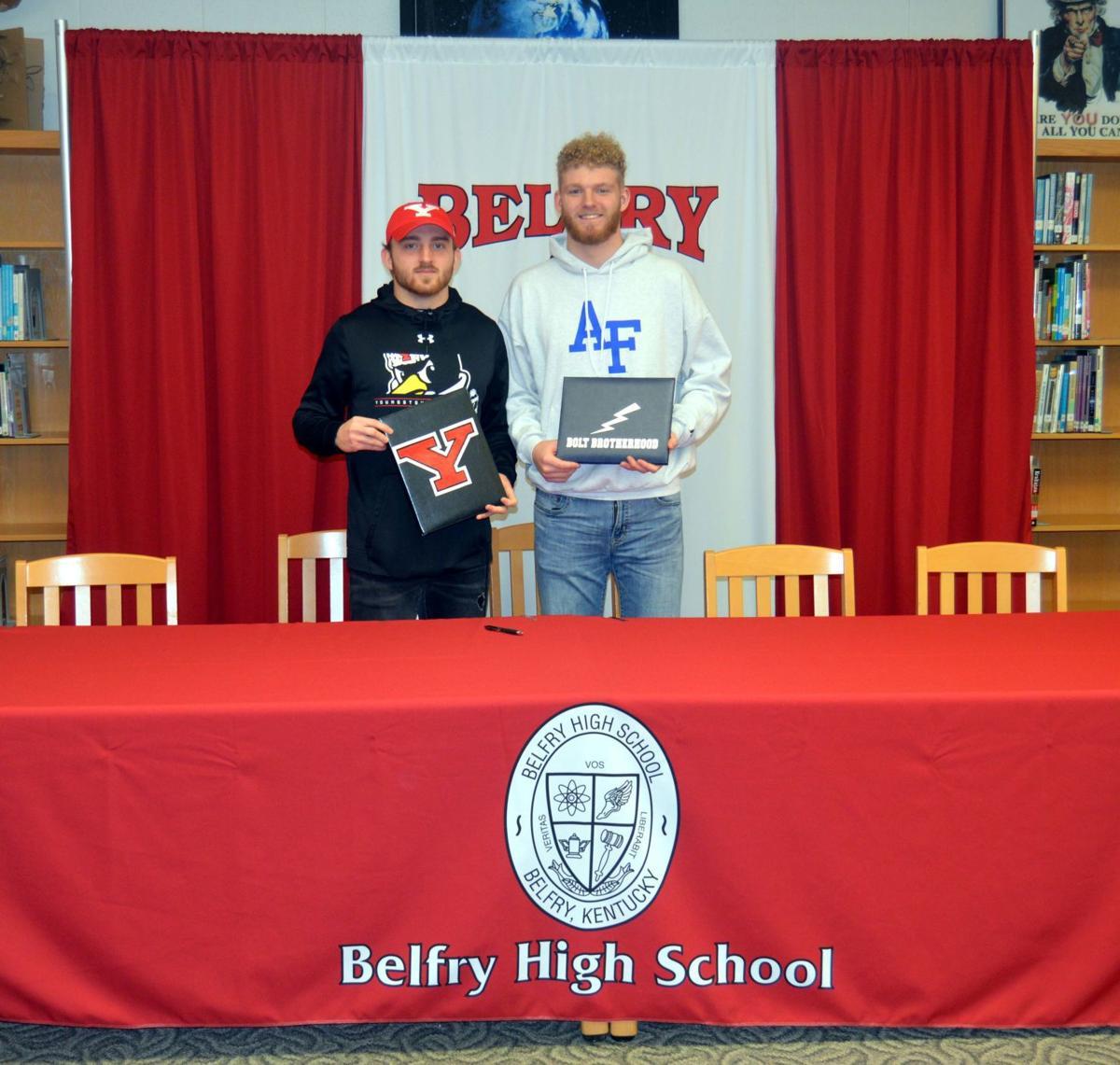 Belfry signing.JPG
