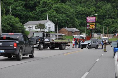 Wreck slows down traffic on US 119 | News
