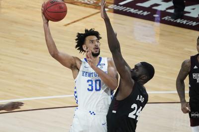 Kentucky Mississippi St Basketball