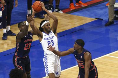 Auburn Kentucky Basketball