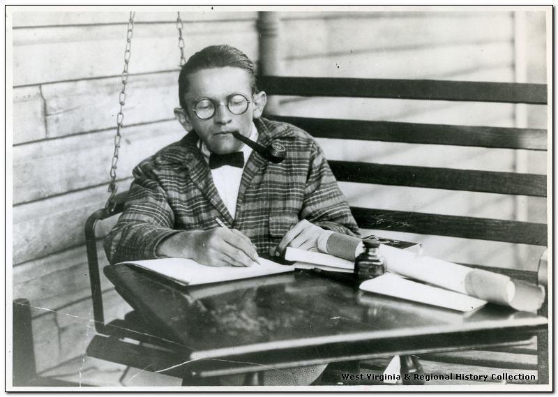 Karl Myers, West Virginia Poet Laureate