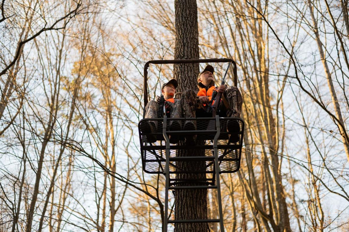 Photo: Deer hunters urged to remember safety