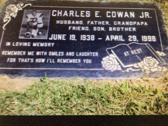 Cowan gravesite