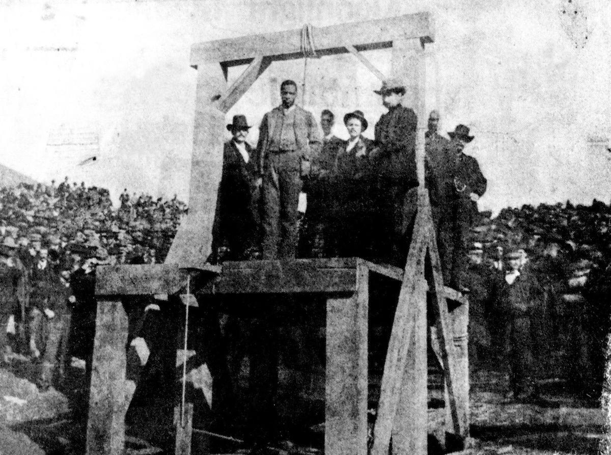 Hanging of John Hardy