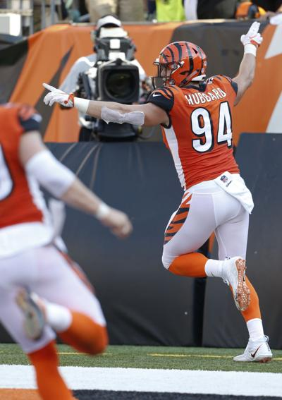 d7b32ce7 Young Bengals trying to end Steelers' domination of rivalry | Sports ...