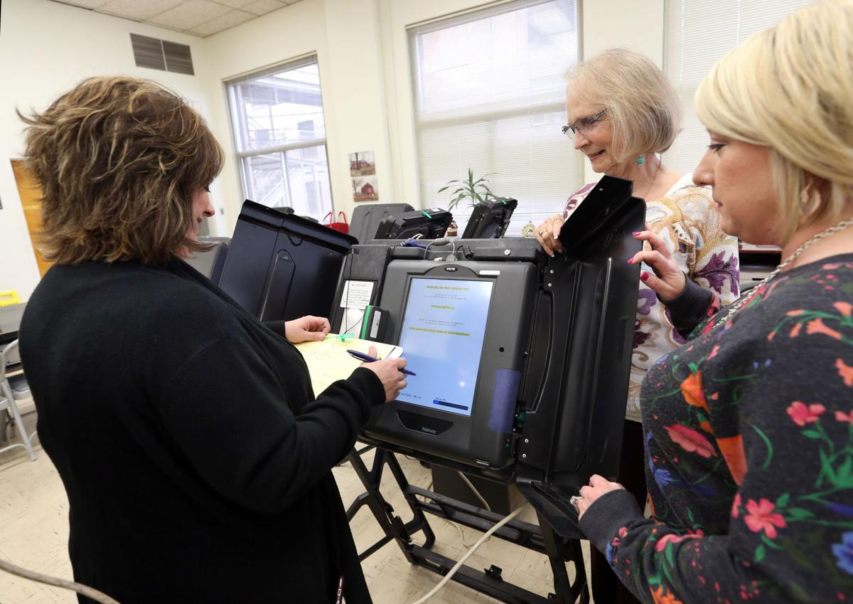 Editorial: Early balloting offers extra opportunity for
