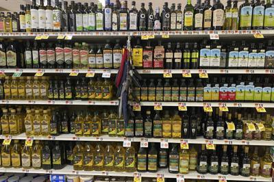 Food Olive Oil Basics