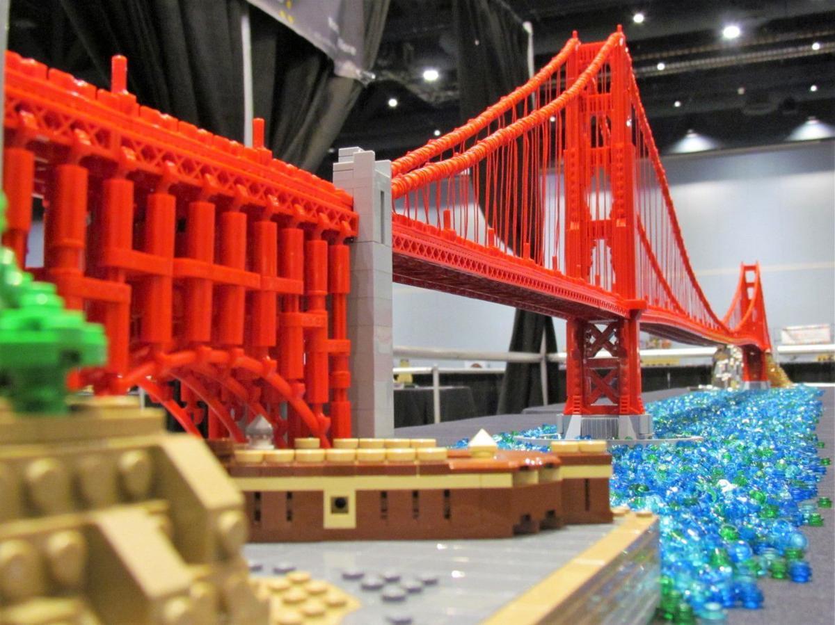 LEGO landmarks