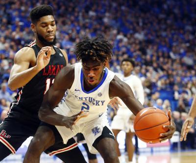 Lamar Kentucky Basketball