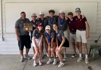 District 12-AAA Golf Tournament
