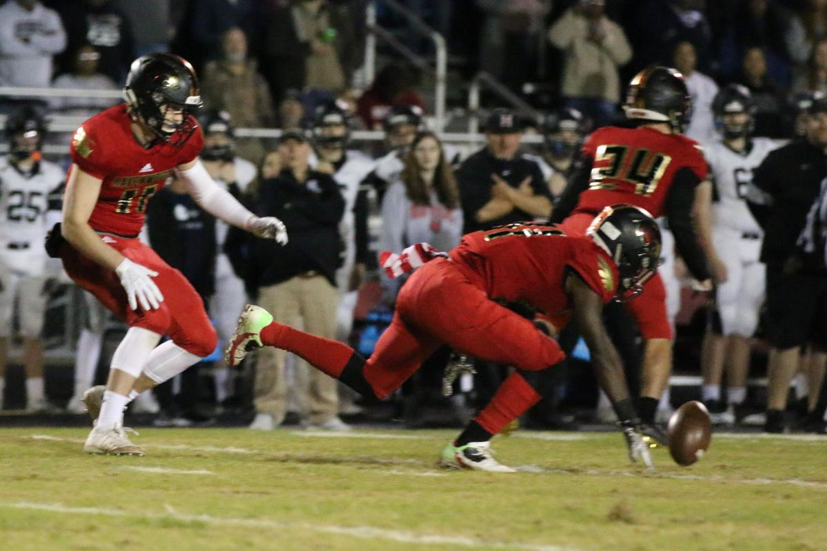 Playoff Football – Houston at Ravenwood, Class 6A Semifinals