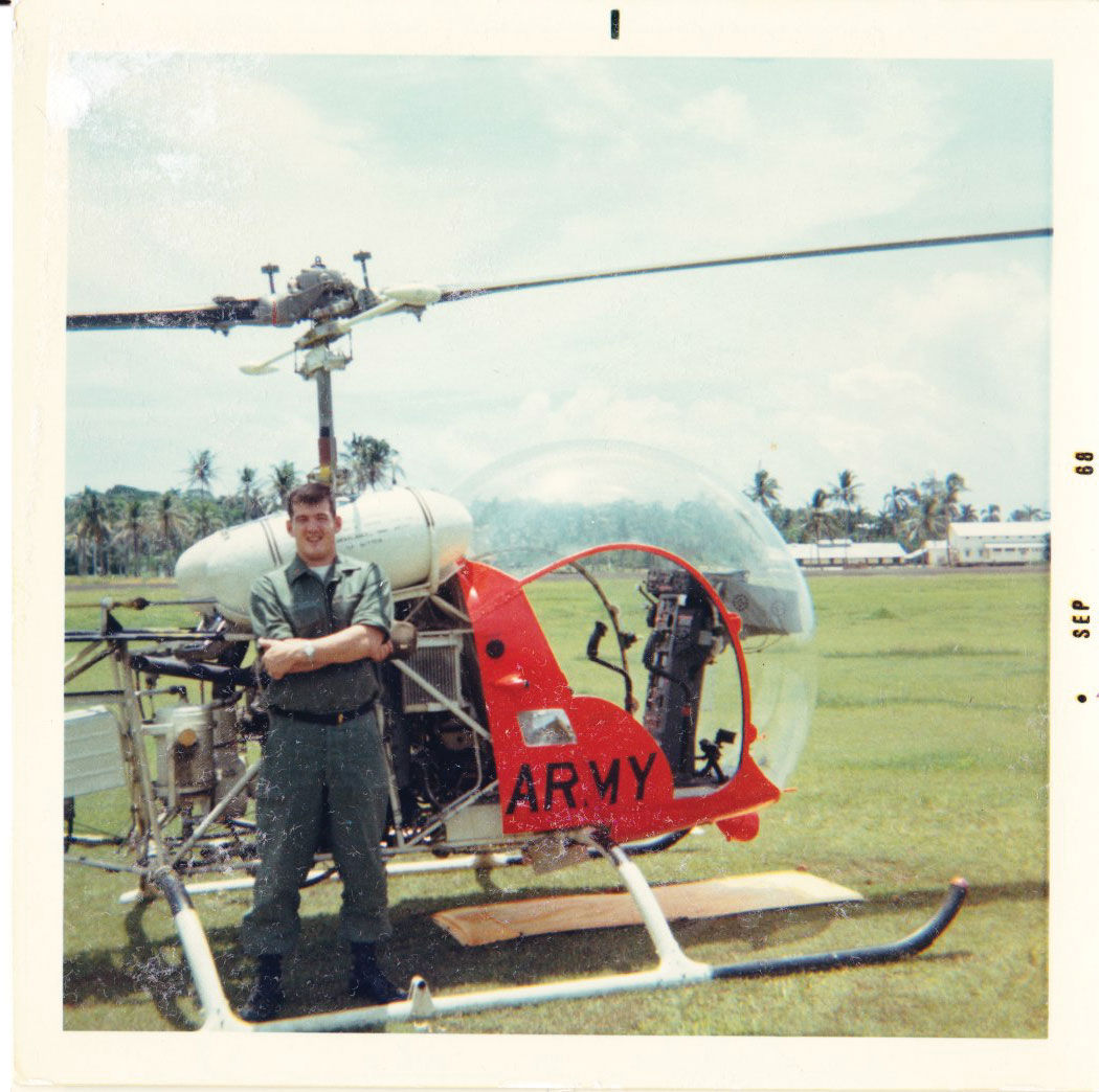 Tom Bain - US Army - Vietnam