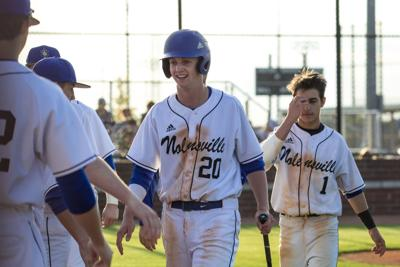 Baseball – Lewis County at Nolensville, Region 6-AA Semifinal