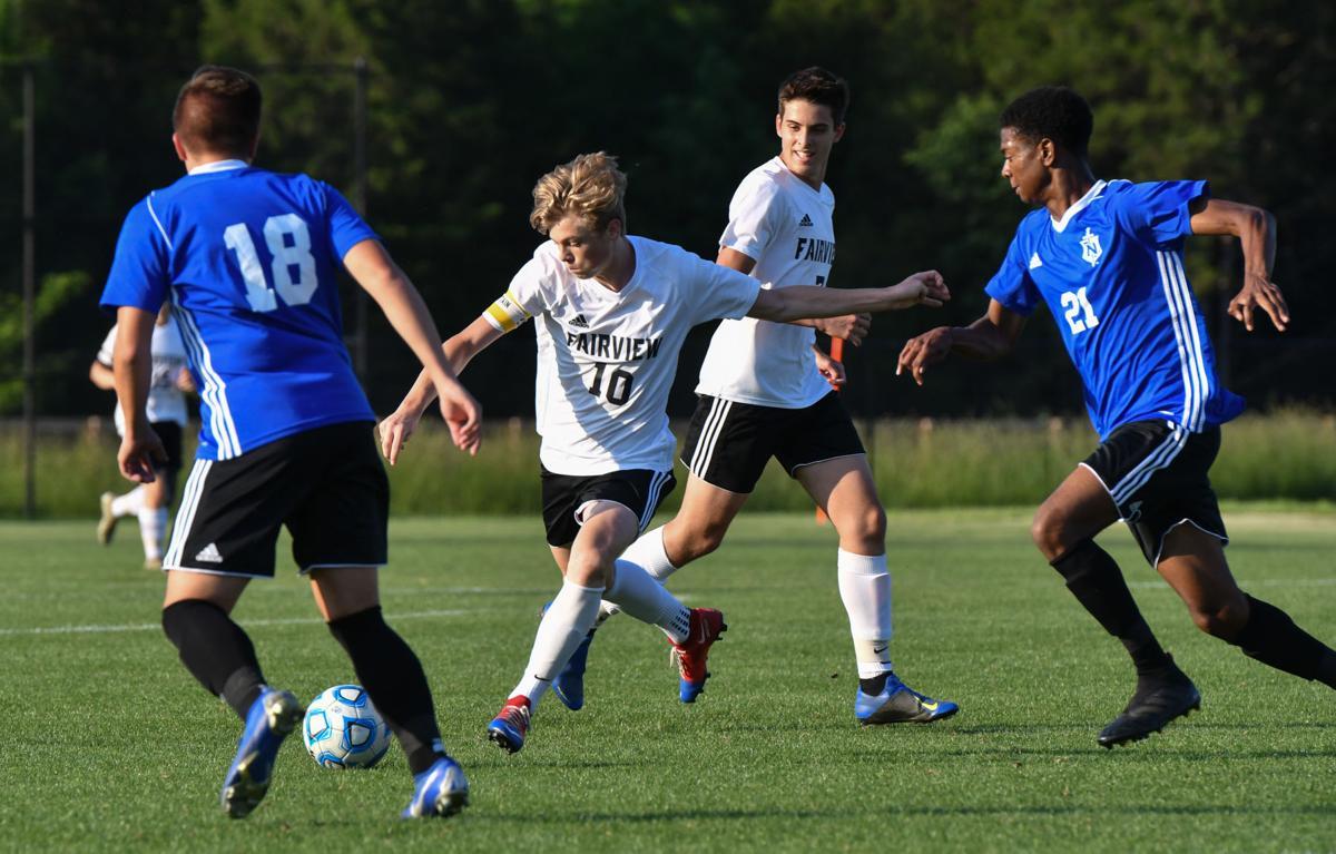 Soccer – Fairview at Nolensville, Region 6-AA Semifinal