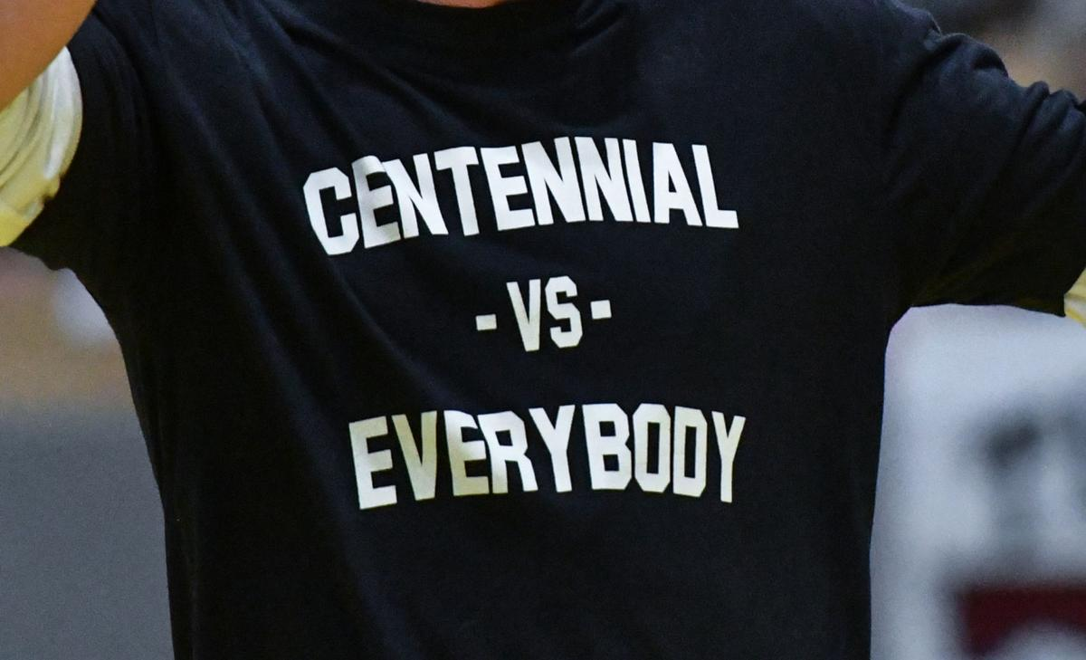 a1a488a06 State Wrestling: Centennial takes fourth in duals, beats Indy in consolation