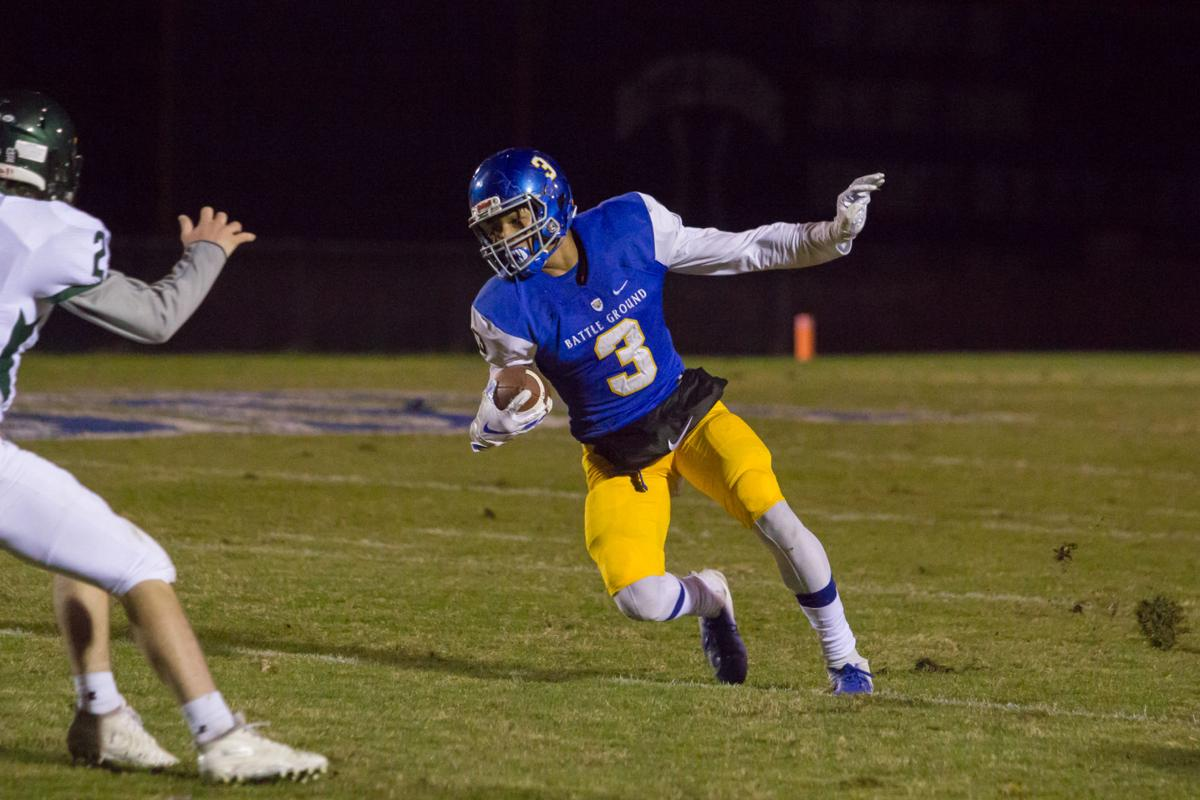 Playoff Football – Silverdale at Battle Ground Academy