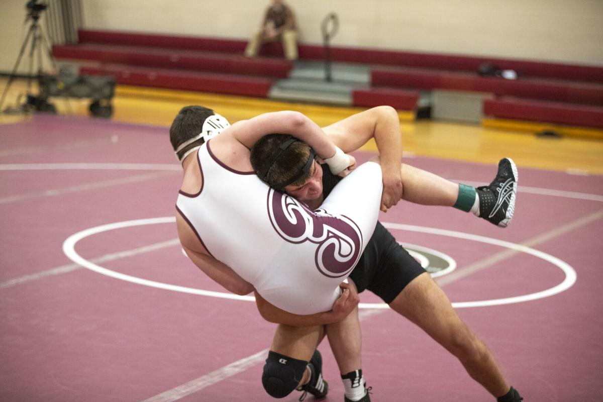 Wrestling – Ravenwood at Franklin