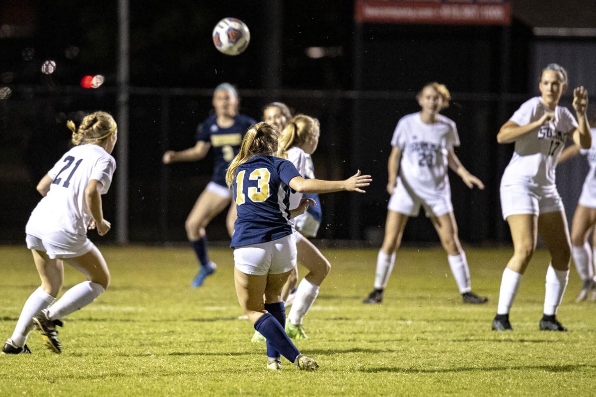 Soccer –Independence vs. Summit, 12-AAA Semifinal