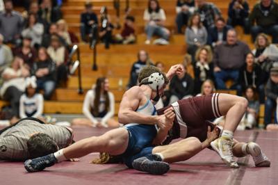 Wrestling – Centennial at Franklin