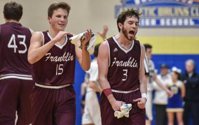 Hoops – Franklin boys vs. Brentwood, Region 6-AAA Championship