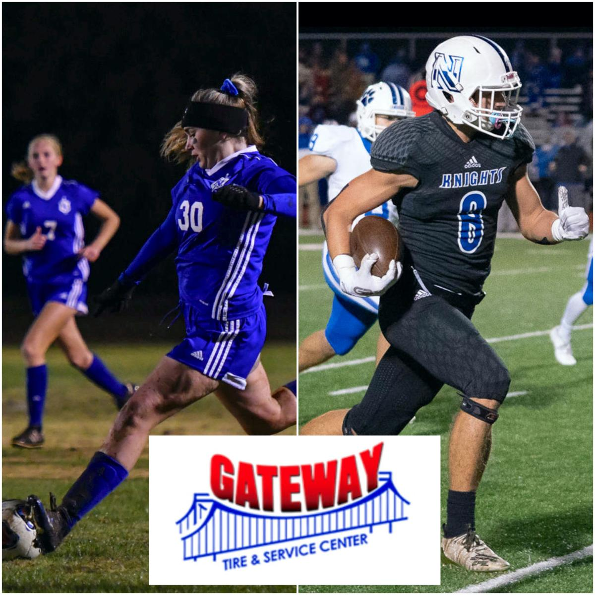 Athletes of the Week – Baylee Farr and Tim Coutras