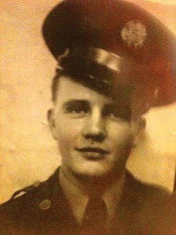Alvis Hillhouse - US Army - WWII