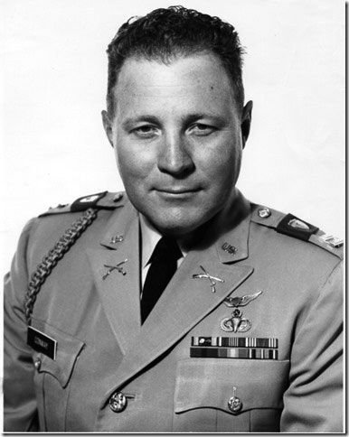 Maj. James Conway