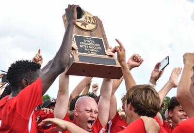 Championship Soccer – Grace Christian Academy vs. Gatlinburg-Pittman, Class A Final
