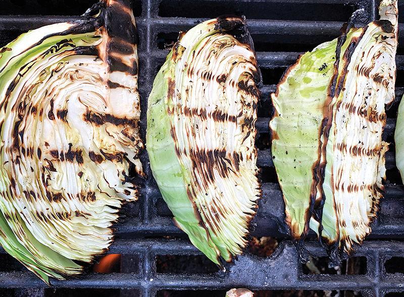Recipe: Grilled summer farmers market vegetables