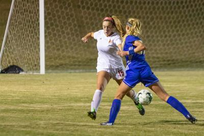 Soccer – Brentwood vs. Ravenwood, District 12-AAA championship