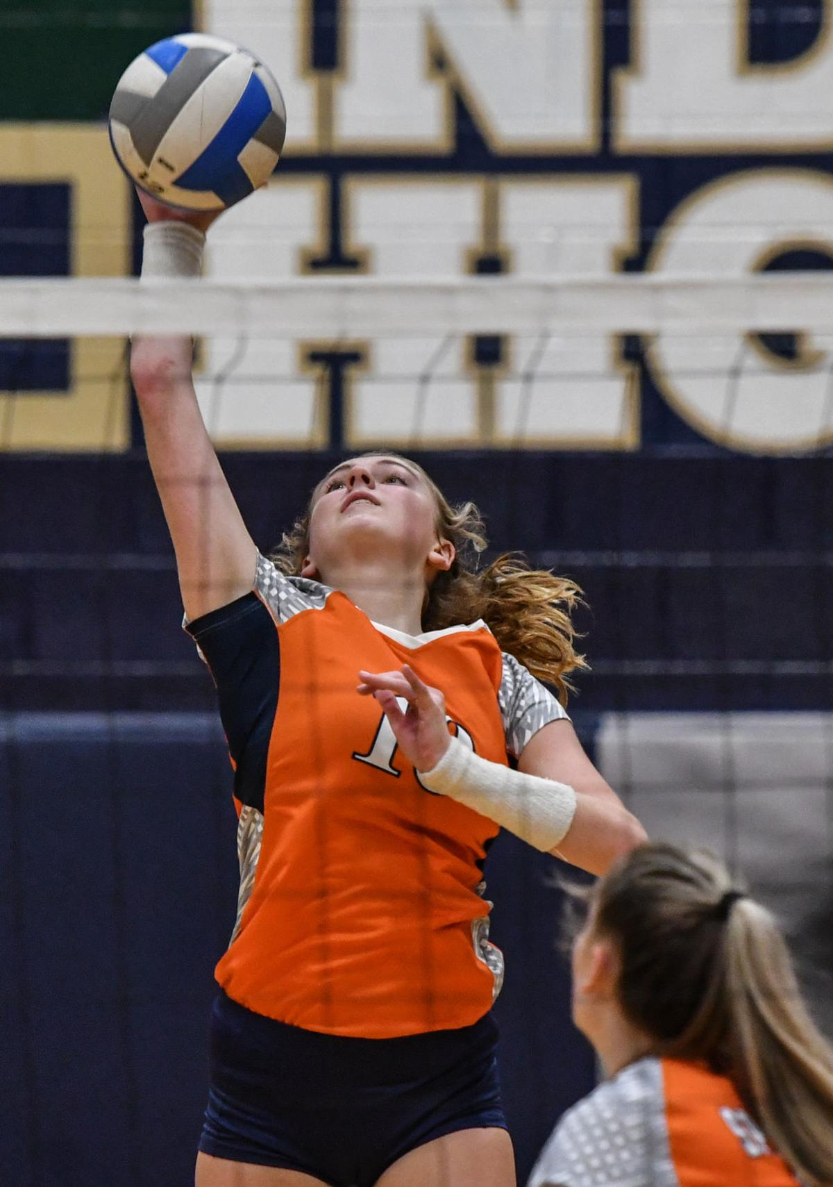 Volleyball – Brentwood vs. Summit, District 12-AAA Semifinal