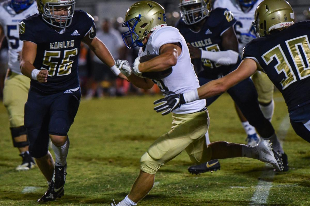 Football – Brentwood at Independence